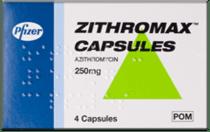 Antibiotikum Zithromax kaufen ohne Rezept in der Schweiz