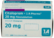 Beste Antidepressiva rezeptfrei: Citalopram kaufen in der Schweiz