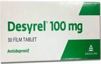 Beste Antidepressiva rezeptfrei: Desyrel Trazodon kaufen in der Schweiz