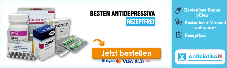 Beste Antidepressiva rezeptfrei liste in der Schweiz