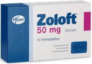 Beste Antidepressiva rezeptfrei: Zoloft Sertralin kaufen in der Schweiz